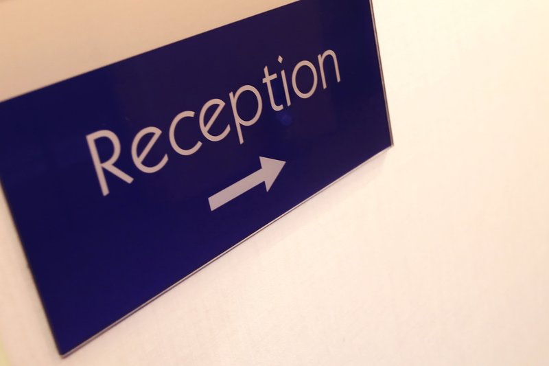 Holiday Inn Express Redditch-Guest Services<br/>Image from Leonardo