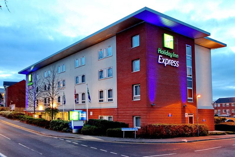 Holiday Inn Express Redditch-Holiday Inn Express Birmingham Redditch Hotel Exterior<br/>Image from Leonardo