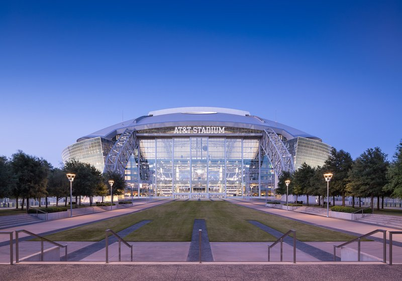 Crowne Plaza Suites Arlington - Ballpark - Stadium-Checkout the Home of the Dallas Cowboys located just 3 miles away!<br/>Image from Leonardo