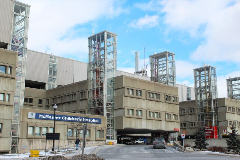 Staybridge Suites Hamilton - Downtown-McMaster Childrens Hospital,1200 Main St W.  Care4 Partnership<br/>Image from Leonardo