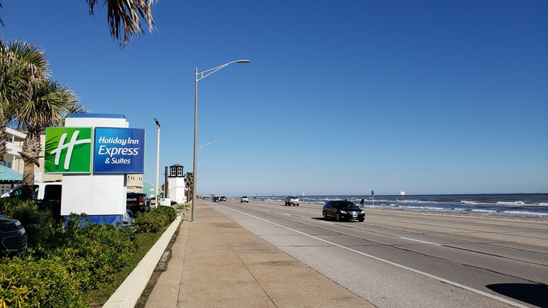 Holiday Inn Express & Suites Galveston West-Seawall-8628 Seawall Blvd.  Galveston TX 77554<br/>Image from Leonardo