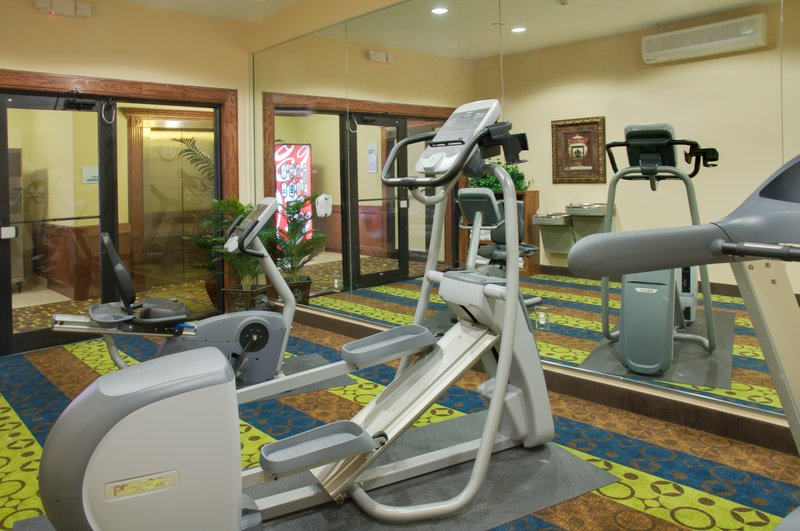 Holiday Inn Express & Suites Galveston West-Seawall-Fitness Center<br/>Image from Leonardo