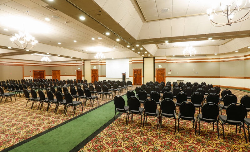 Holiday Inn West Yellowstone-Large scale theater style meeting at Holiday Inn West Yellowston<br/>Image from Leonardo