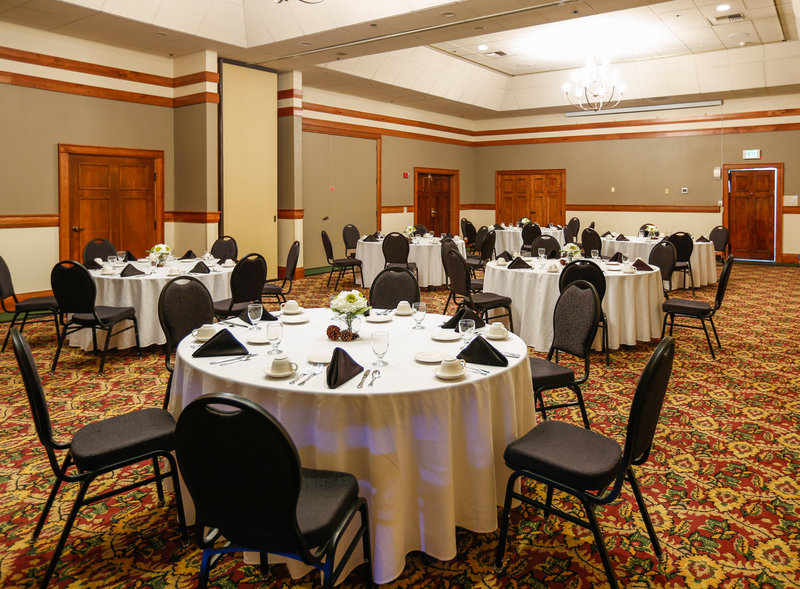 Holiday Inn West Yellowstone-Small scale banquet at the Holiday Inn West Yellowstone<br/>Image from Leonardo