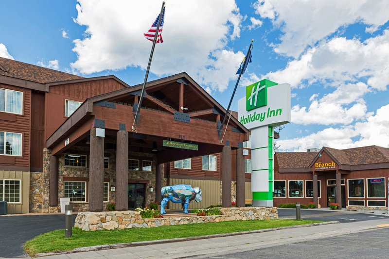 Holiday Inn West Yellowstone-Welcome to the Holiday Inn In West Yellowstone<br/>Image from Leonardo