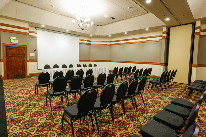 Holiday Inn West Yellowstone-Small theater style meeting at the Holiday Inn West Yellowstone<br/>Image from Leonardo