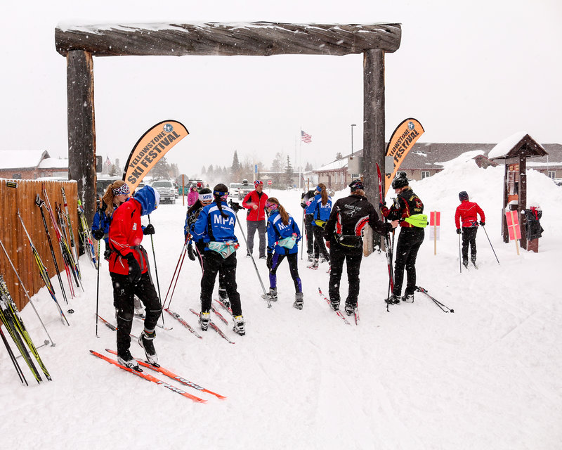 Holiday Inn West Yellowstone-Rendezvous Cross Country Skiing<br/>Image from Leonardo
