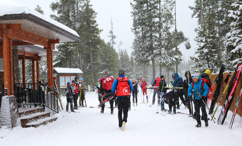 Holiday Inn West Yellowstone-Cross Country Skiing<br/>Image from Leonardo