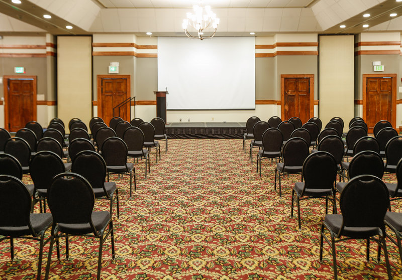 Holiday Inn West Yellowstone-Theater style meetings at the Holiday Inn West Yellowstone<br/>Image from Leonardo