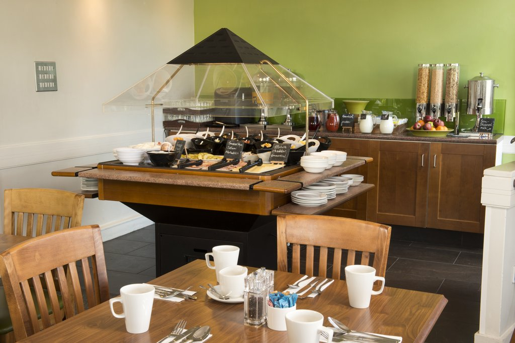 Holiday Inn Basildon-Breakfast Bar<br/>Image from Leonardo