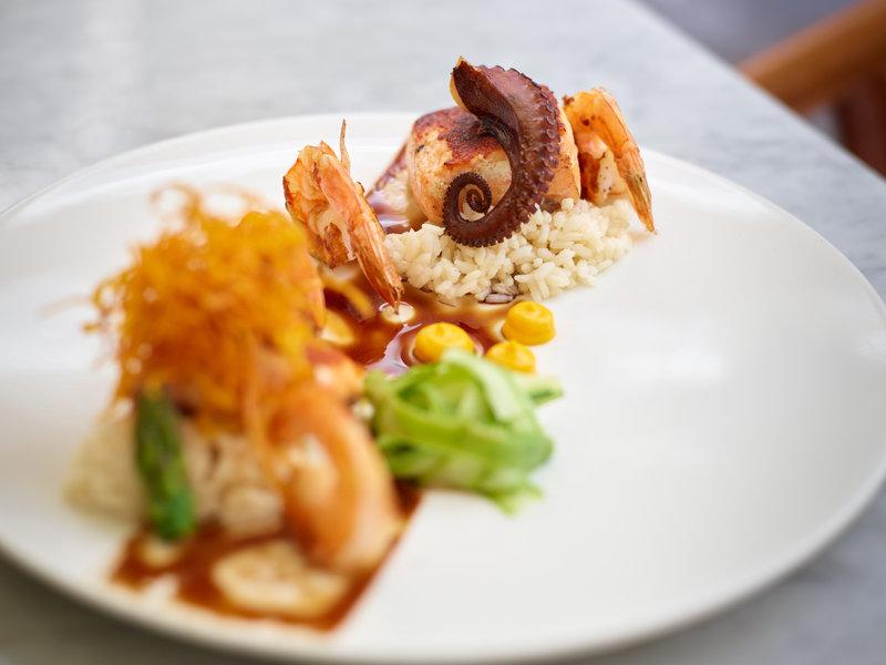 Live Aqua Boutique Resort Playa del Carmen - Food <br/>Image from Leonardo