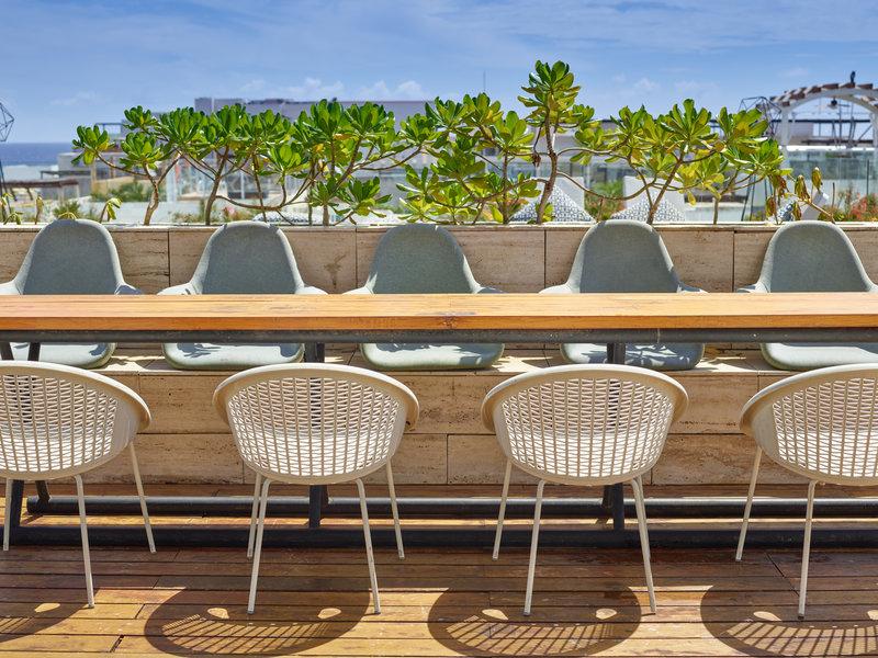 Live Aqua Boutique Resort Playa del Carmen - Terraza <br/>Image from Leonardo