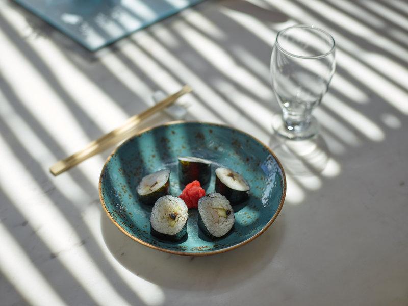 Live Aqua Boutique Resort Playa del Carmen - Sushi Tapas <br/>Image from Leonardo