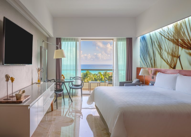 Live Aqua Cancun - Premium Ocean View King <br/>Image from Leonardo
