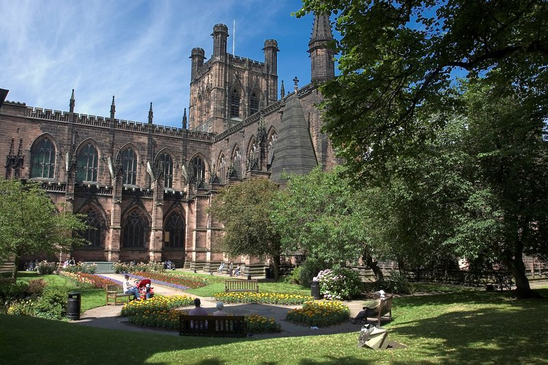 Crowne Plaza Chester-Chester Cathedral<br/>Image from Leonardo