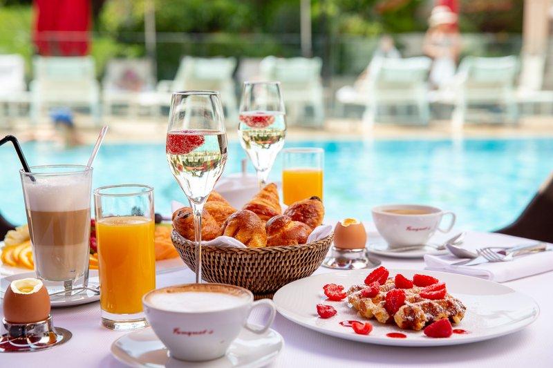 Hotel Majestic Barriere-Breakfast- Le Fouquet's Cannes<br/>Image from Leonardo