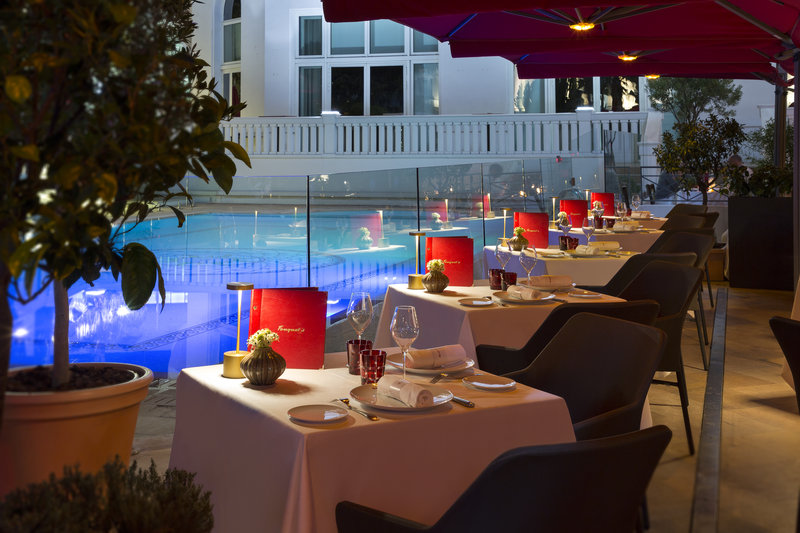 Hotel Majestic Barriere-Dinner - Le Fouquet's Cannes<br/>Image from Leonardo