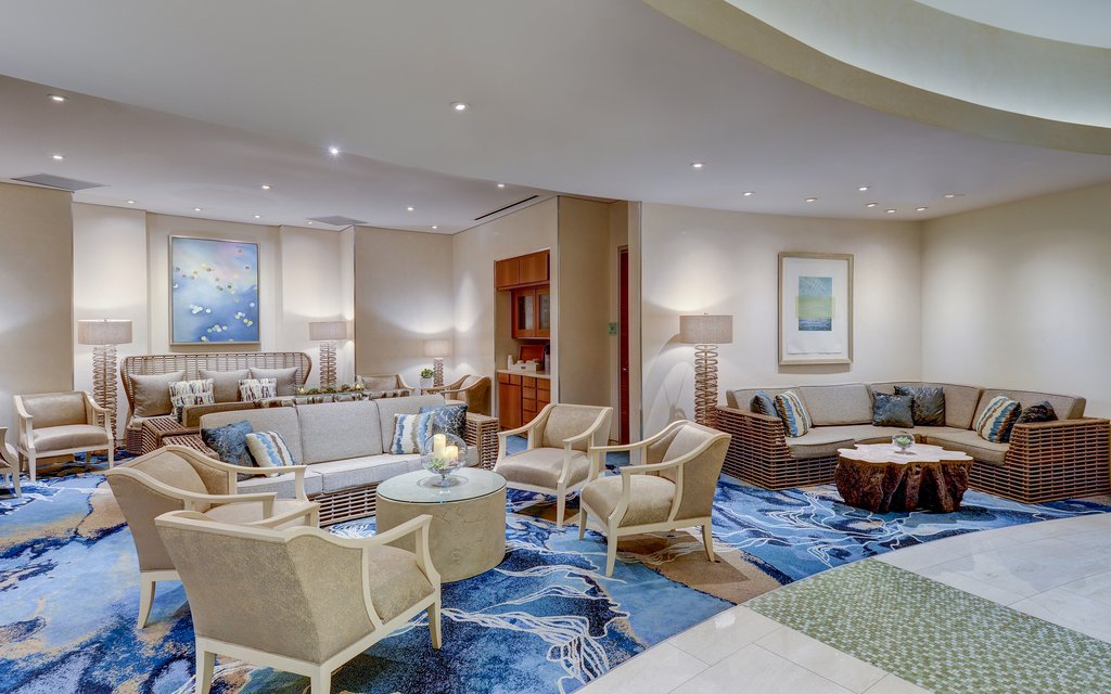 Bellagio - Bellagio Spa Coed Lounge <br/>Image from Leonardo