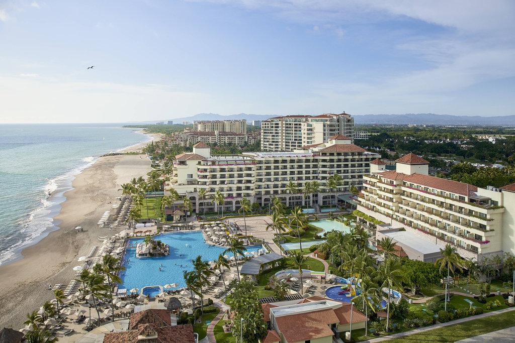 Marriott Puerto Vallarta Resort & Spa - Aerial Views <br/>Image from Leonardo