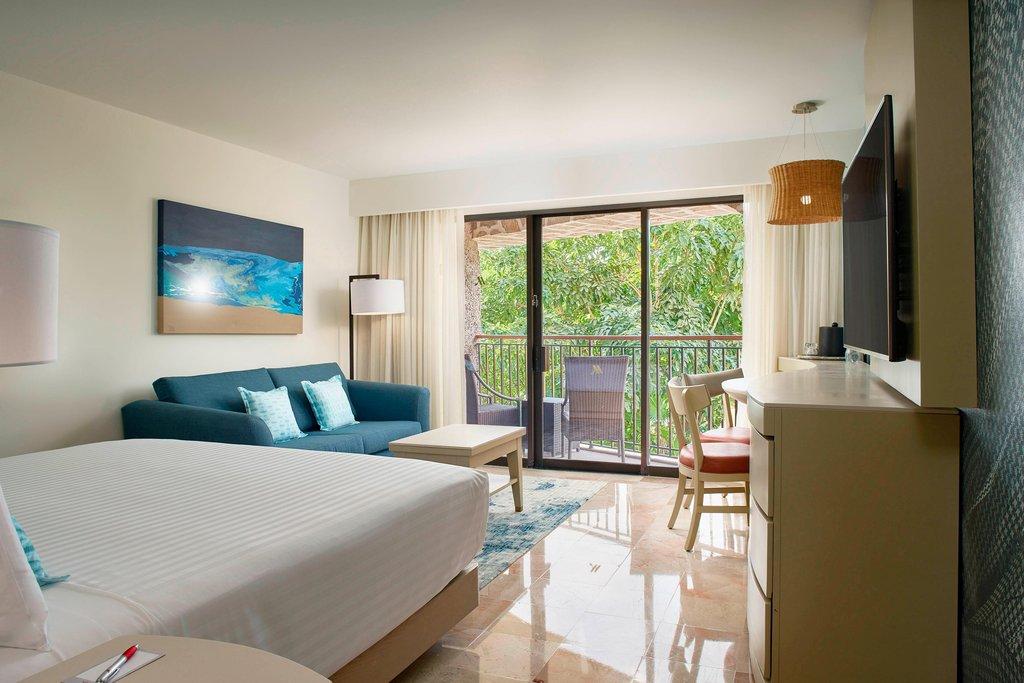 Marriott Puerto Vallarta Resort & Spa - King Guest Room <br/>Image from Leonardo