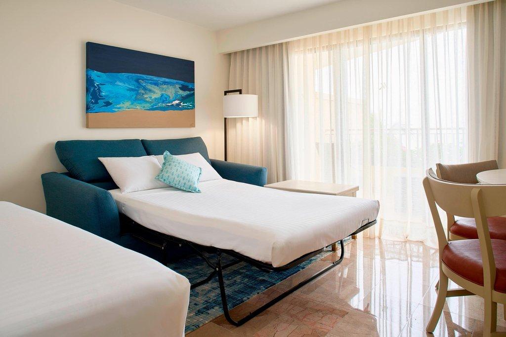 Marriott Puerto Vallarta Resort & Spa - Sofa Bed <br/>Image from Leonardo