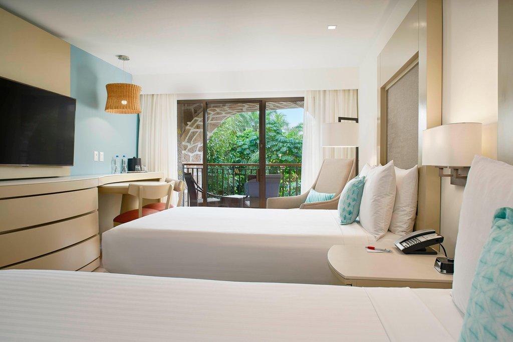 Marriott Puerto Vallarta Resort & Spa - Double/Double Garden View Room <br/>Image from Leonardo