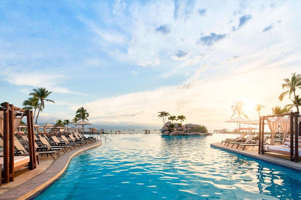 Marriott Puerto Vallarta Resort & Spa - Pool <br/>Image from Leonardo
