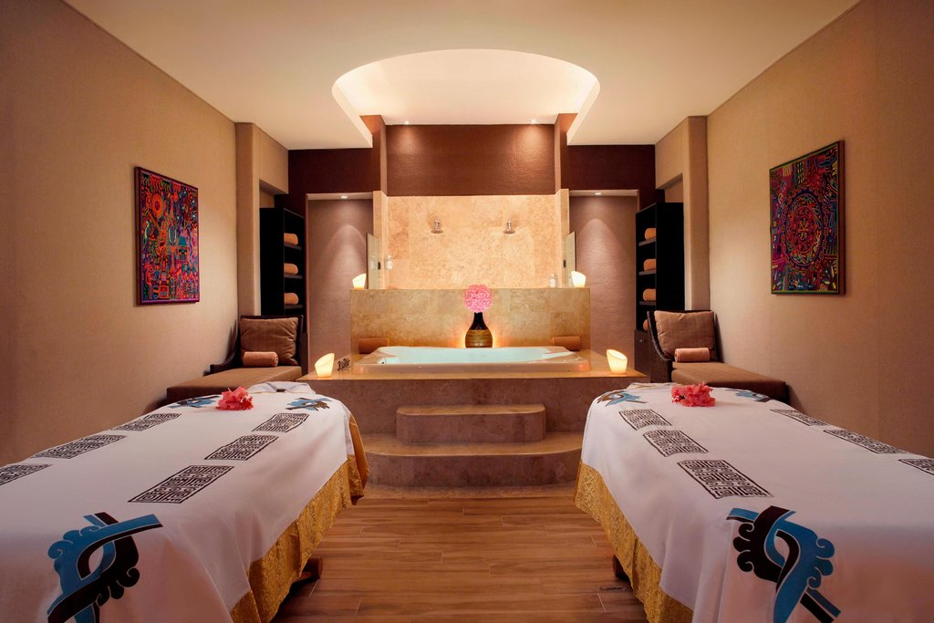 Marriott Puerto Vallarta Resort & Spa - Ohtli Spa - Treatment Room <br/>Image from Leonardo
