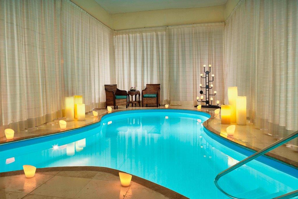 Marriott Puerto Vallarta Resort & Spa - Ohtli Spa - Spa Pool <br/>Image from Leonardo