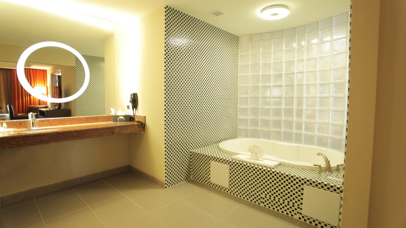 Holiday Inn Amarillo West Medical Center-Spacious bathrooms to recharge after a long day.<br/>Image from Leonardo