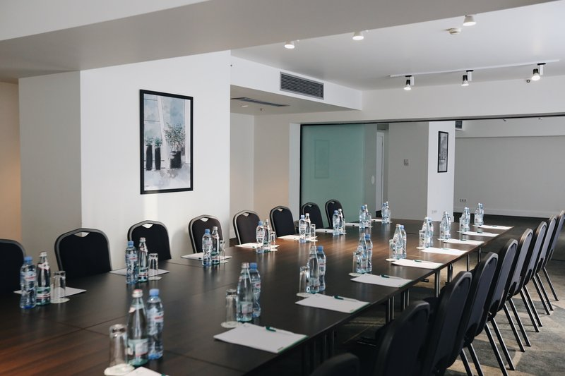 Holiday Inn Tbilisi-Panorama meeting room -  accommodates up to 60 Pax<br/>Image from Leonardo
