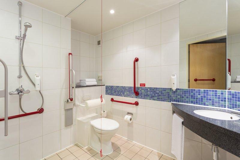 Holiday Inn Express Redditch-Guest Bathroom<br/>Image from Leonardo