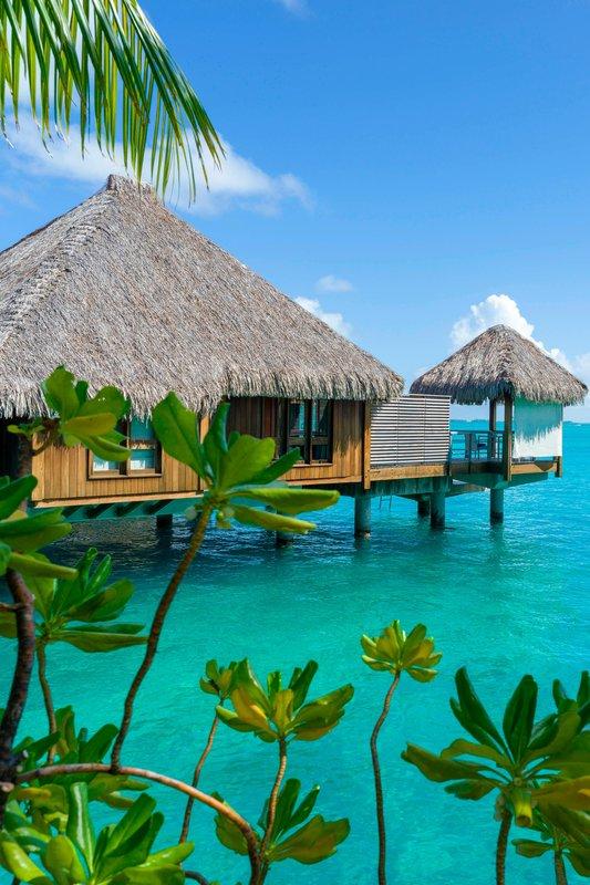 St Regis Resort Bora Bora - Superior Overwater Exterior Guest Room <br/>Image from Leonardo