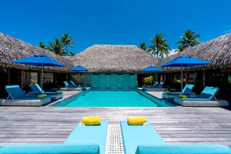 St Regis Resort Bora Bora - Royal Estate Pool <br/>Image from Leonardo