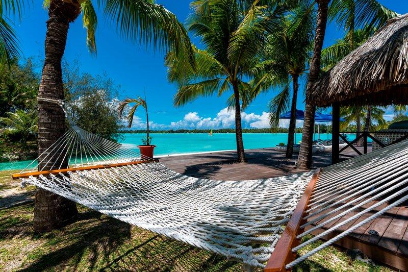 St Regis Resort Bora Bora - Royal Estate Exterior Guest Room <br/>Image from Leonardo
