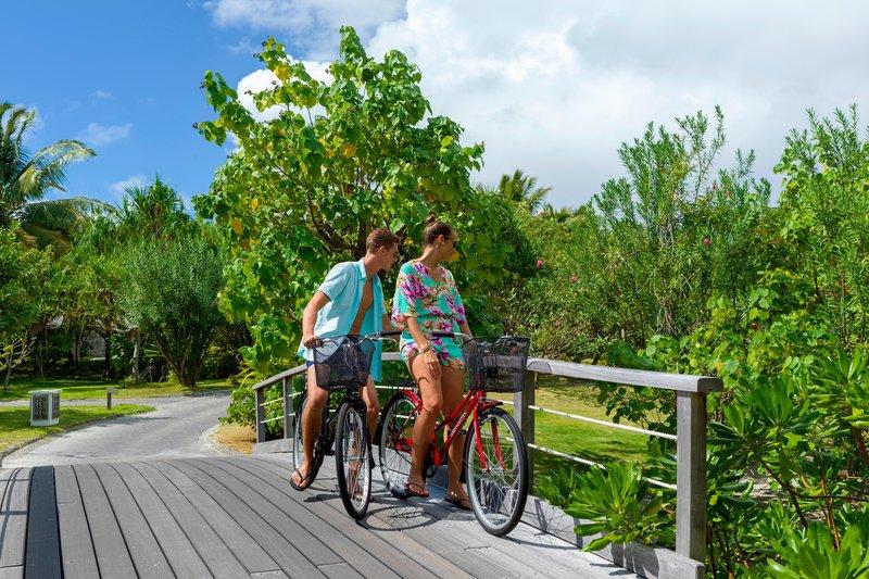St Regis Resort Bora Bora - Resort Details <br/>Image from Leonardo