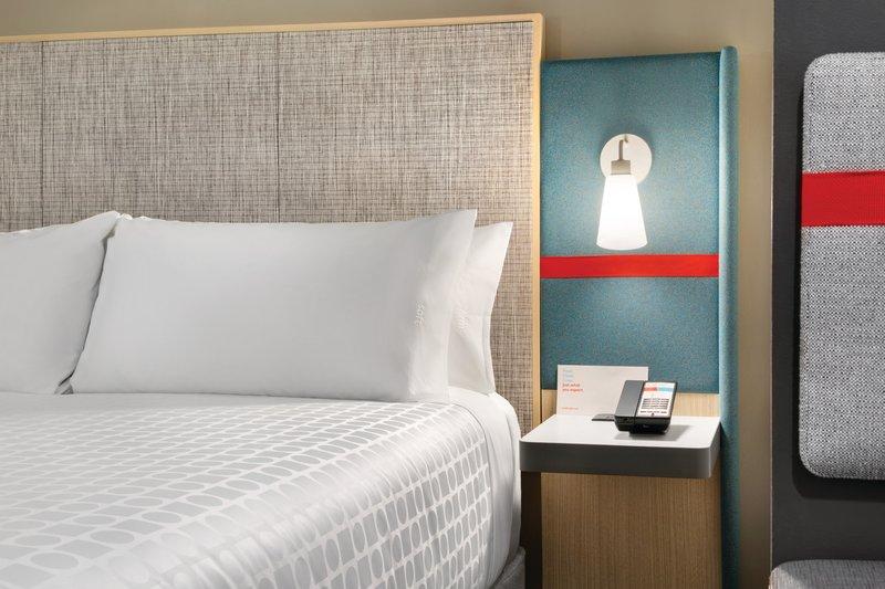 Avid Hotel Oklahoma City Airport-High quality mattress and bedding<br/>Image from Leonardo