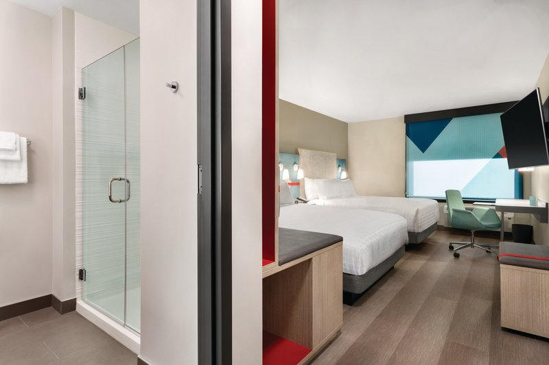 Avid Hotel Oklahoma City Airport-Simple and open design<br/>Image from Leonardo