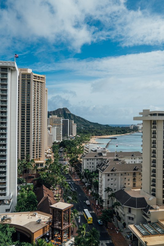 Waikiki Beachcomber By Outrigger - Diamond Head View <br/>Image from Leonardo