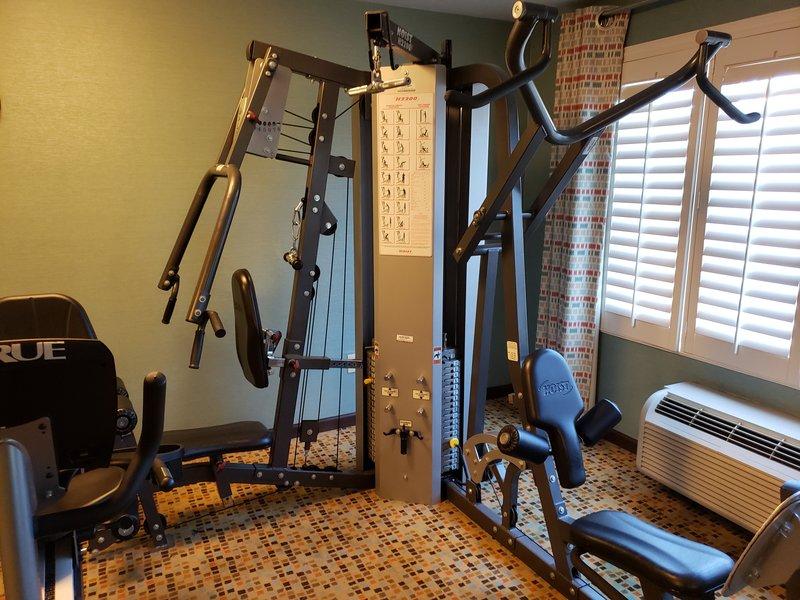 Holiday Inn Express & Suites Marana-Gym<br/>Image from Leonardo