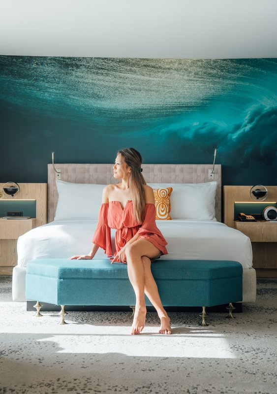 Waikiki Beachcomber By Outrigger - Newly Styled Rooms <br/>Image from Leonardo