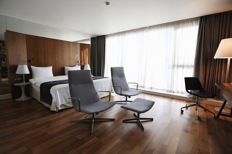 Holiday Inn Tbilisi-Executive Room with King Bed, Smoking/Non-Smoking.<br/>Image from Leonardo
