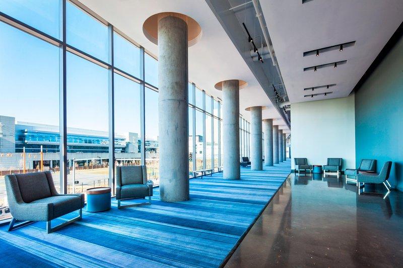 Aloft Boston Seaport-Summer Foyer<br/>Image from Leonardo