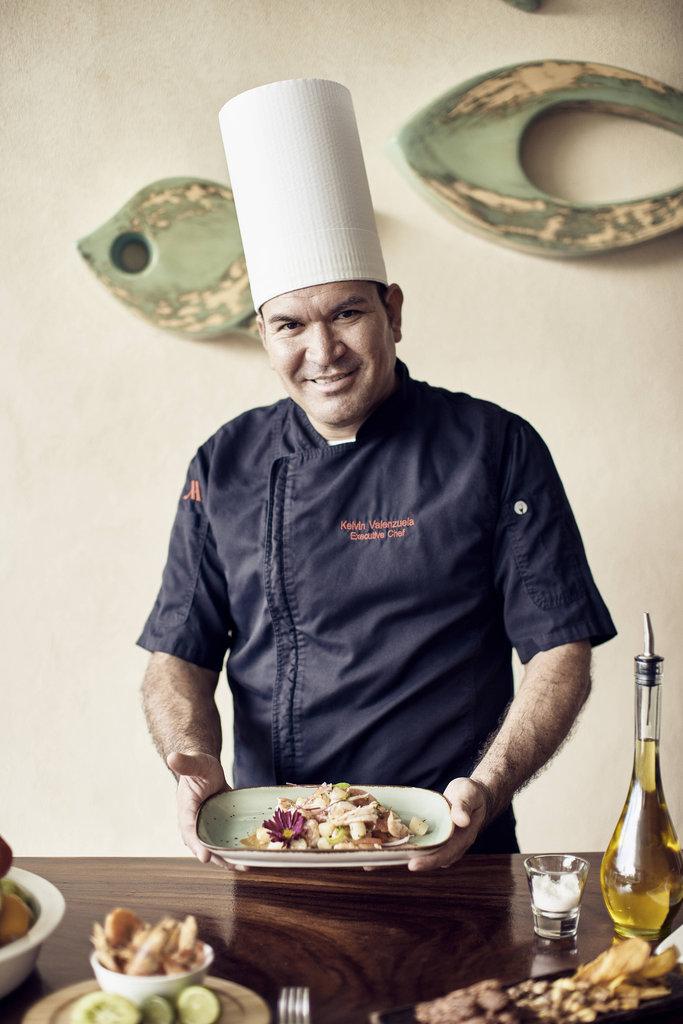 Marriott Puerto Vallarta Resort & Spa - Executive Resort Chef & Ceviche <br/>Image from Leonardo