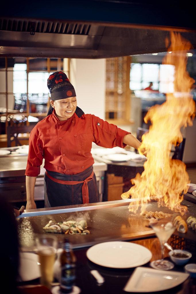 Marriott Puerto Vallarta Resort & Spa - Mikado Restaurant - Chef <br/>Image from Leonardo