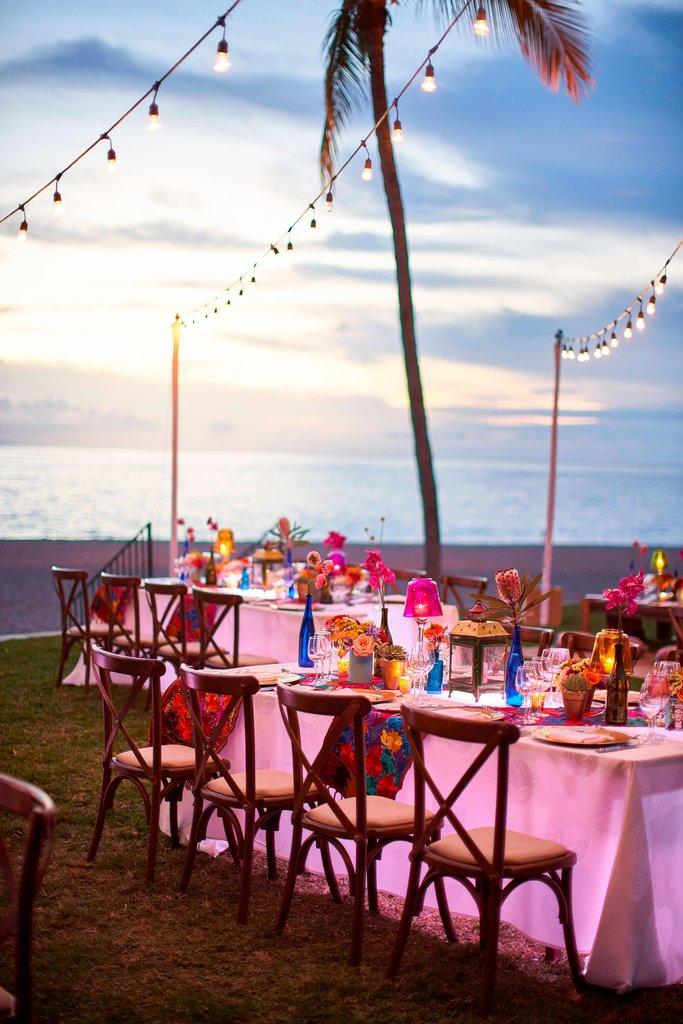 Marriott Puerto Vallarta Resort & Spa - Las Casitas Garden - Outdoor Event <br/>Image from Leonardo