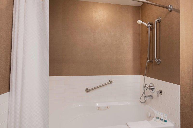 The Westin Bear Mountain Victoria Golf Resort & Spa-Accessible Guest Bathroom<br/>Image from Leonardo