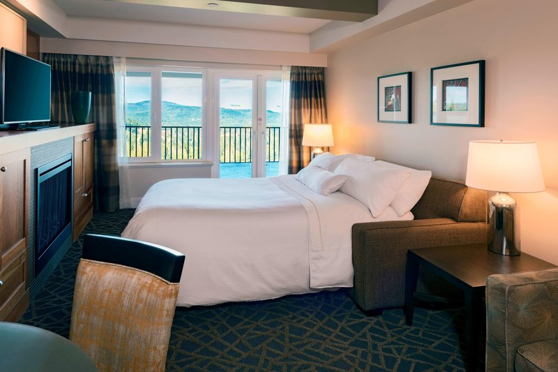 The Westin Bear Mountain Victoria Golf Resort & Spa-One-Bedroom Suite - Mountain View<br/>Image from Leonardo