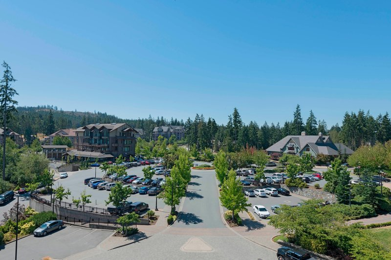 The Westin Bear Mountain Victoria Golf Resort & Spa-Suite Clubhouse Building - Village View<br/>Image from Leonardo