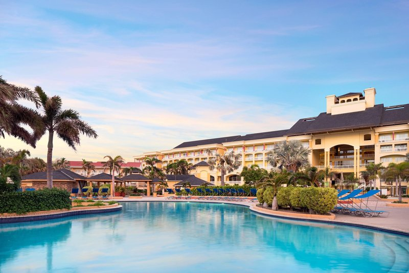 St. Kitts Marriott Resort-Outdoor Pool<br/>Image from Leonardo